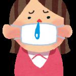 インフルエンザの潜伏期間はA型もB型も非常に短い!