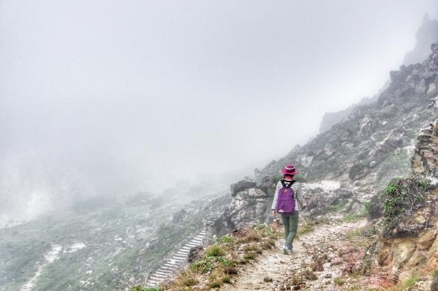 山ガールにおすすめの冬のスカートはこれ!おしゃれでわくわくする!