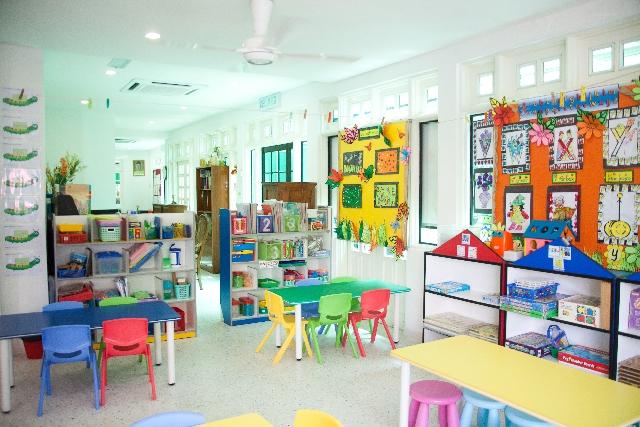 謝恩会の幼稚園での飾り付けはどうする?