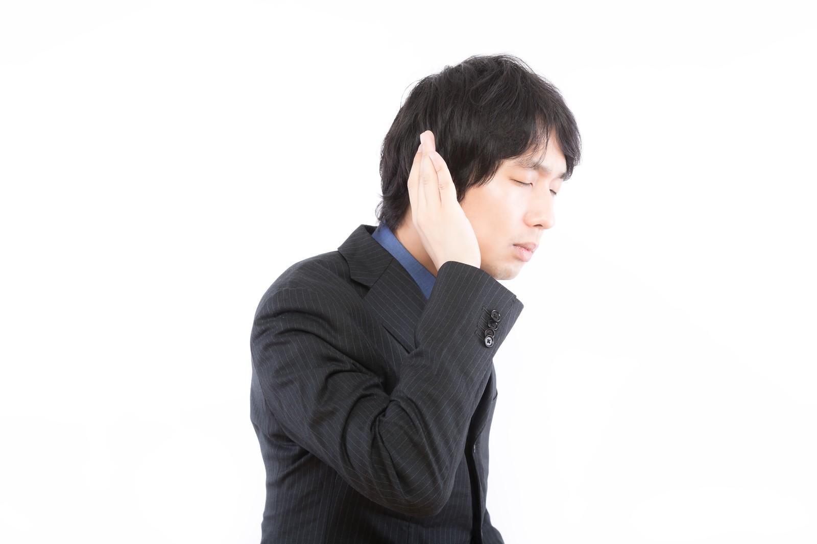 突発性難聴の原因は?治療、予防はどうすればいい?