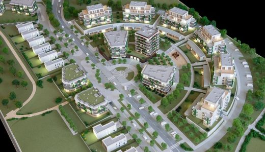 都市計画と用途地域