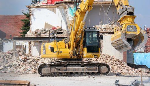 建物詳細の打合せと古屋の解体工事、地盤調査