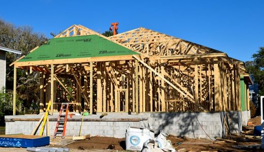 建ぺい率と容積率と建物の構造